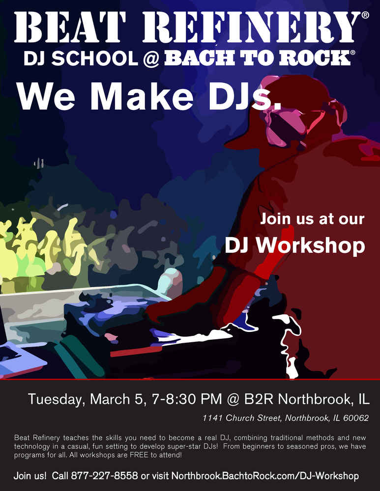 DJ Workshop Northbrook IL